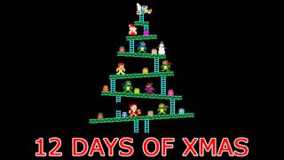 Christmas 8 bit - 12 Days of Xmas