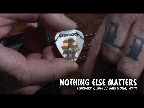 Metallica: Nothing Else Matters (Barcelona, Spain - February 7, 2018)