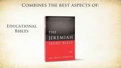 NKJV Jeremiah Study Bible from David Jeremiah & Worthy Publishing