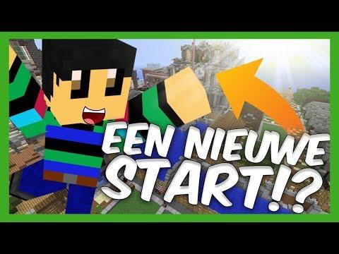 EEN NIEUWE START!! - Minetopia - #549 | Minecraft Reallife Server