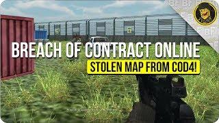Breach of Contract Online - Stolen Maps & Asset Flips!
