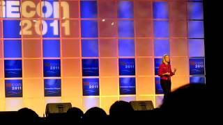 Marissa Mayer Google Tiecon 2011