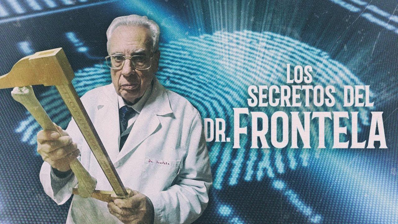 Los secretos del Dr. Frontela, el domingo en Cuarto Milenio (17/03 ...