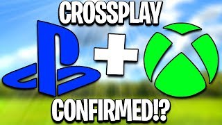 Fortnite Cross Platform Xbox & PS4 - Update On Fortnite Crossplay PS4 Xbox (Cross Platform Fortnite) thumbnail