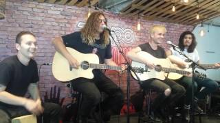 Badflower acoustic zippo session Northern Invasion May 14 2017 Somerset Wisconsin complete