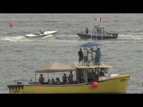 """""""Strait Ahead"""" Crash at the Buoy - Pictou July 6th 2013"""