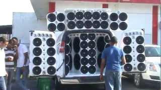 LA JR DE REPUBLICA DOMINICANA EN EXHIBICION - CAR AUDIO INTERNACIONAL