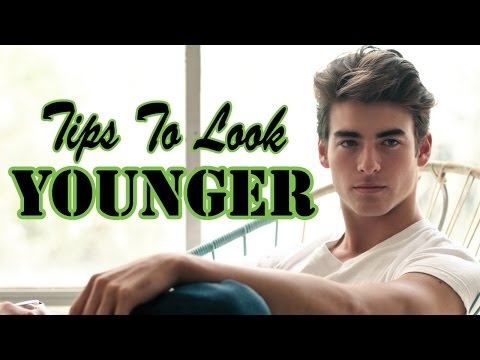 Effective Tips For Men To Look Younger