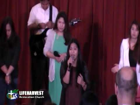 LRC-AUH 04-08-17 Praise and worship Sis.Ellen Joy Molino