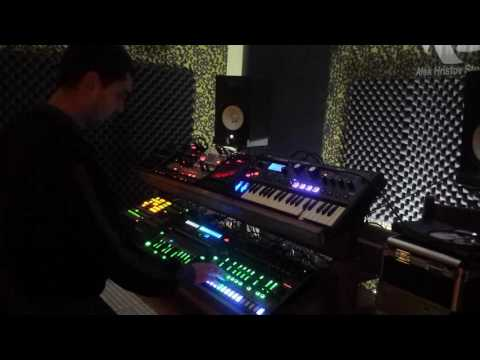 Alek Hristov   Studio  Jam Session 003