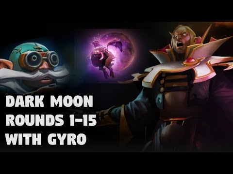 Dong And The Dark Moon-Getting To Invoker Boss With Gyro