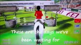 The Days- My Horse & Me 2 Wii!! [Gameplay]