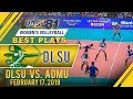 UAAP 81 WV: Desiree Cheng sinks Ateneo with a service ace! | DLSU | Best Plays