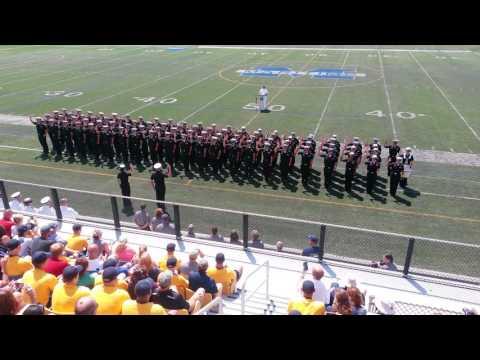 Massachusetts Maritime Academy Cadre Oath - 2016