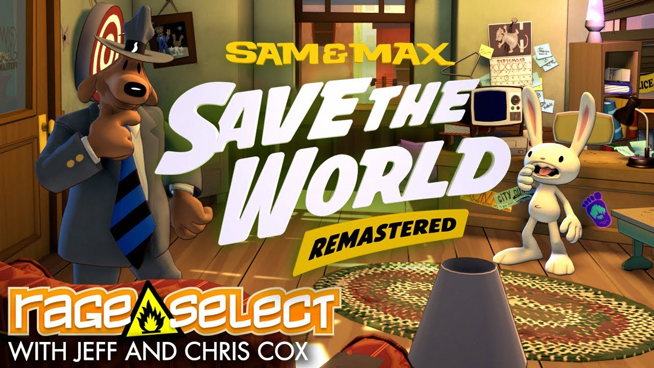 Sam & Max Save the World: Remastered (The Dojo) Let's Play