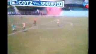 Fc Cotz 1 - 0 Senahú - 8vos de Final 2da división 2013