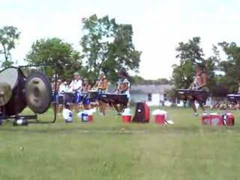 Colts 2008 Closer Drumline