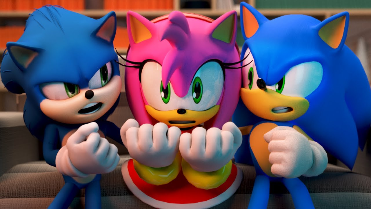 Download SONIC THE HEDGEHOG SEASON FIVE COMPILATION - Sonic Animation 4K | Sasso Studios