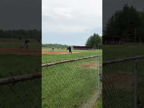 Austin Castillo(Third base)Eastbrook High School