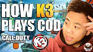 How The Korean Savage Plays CoD & How to Get Better at CoD BO4