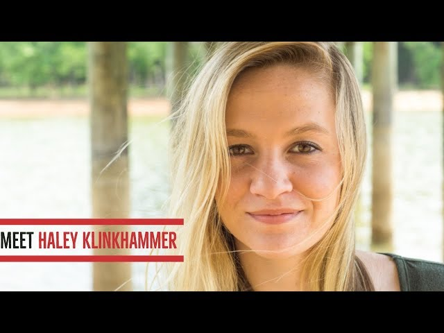 Meet Haley Klinkhammer