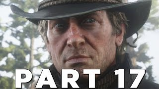 RED DEAD REDEMPTION 2 Walkthrough Gameplay Part 17 - GRAND THEFT (RDR2)