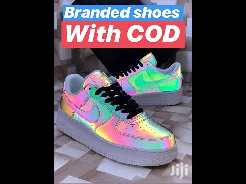 Cheapest Branded Shoes || Cash On Delivery || Online Store