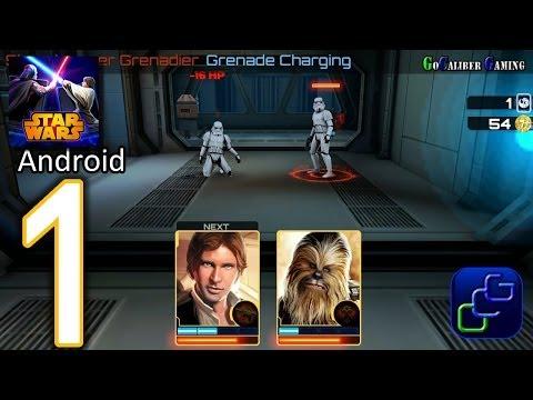 Star Wars: Assault Team Android Walkthrough - Gameplay Part 1 - Breakout