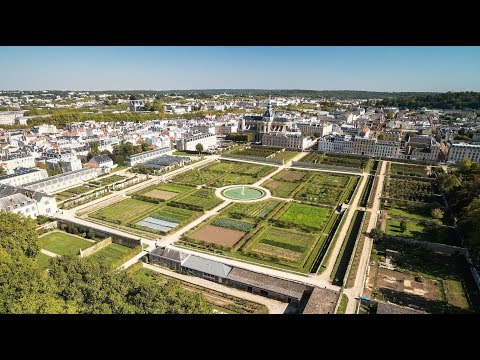 CDL/S Studio Lecture - The King's Kitchen Garden in Versailles by Antoine Jacobsohn