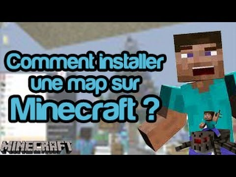 tuto comment installer une map sur minecraft fr hd toutes versions youtube. Black Bedroom Furniture Sets. Home Design Ideas