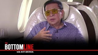 Mayor Chavit Singson talks about his service with seven Philippine presidents   The Bottomline
