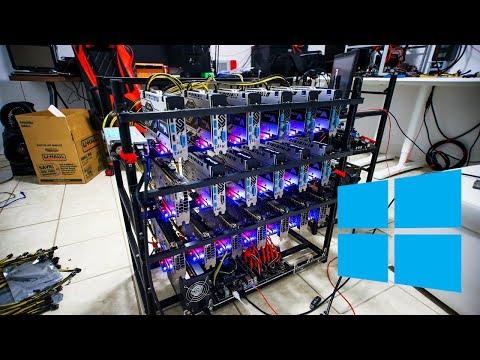 19 X GPU MINING RIG FINALLY WORKS!