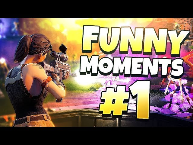 Fortnite Funny Moments (Raging, Fails, and Terrible Teammates)