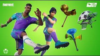 Soccer Skins returned AGAIN in the Item Shop?! (Fortnite Item Shop Livestream)