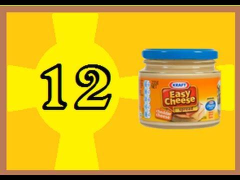 Richard's Food Reviews #12: Kraft Easy Cheese Spread (Cheddar Flavor) thumbnail