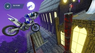 Trials Fusion - Hototo ­E - Custom track (ninja level 2)