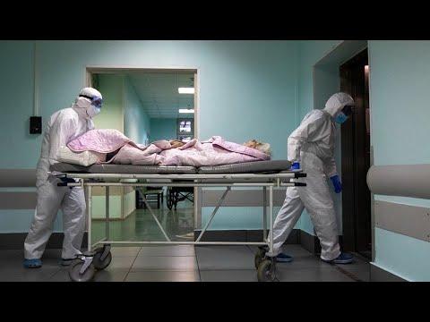 Резкое повышение смертности от коронавируса в России. Статистика ужасает