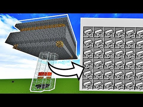 COMMENT FAIRE UNE MACHINE EPIC DANS MINECRAFT ! | Minecraft Skygrid ! #Ep13