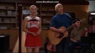 I own nothing. all rights reserved by glee cast, crew and fox. for entertainment uses only. season 2 episode 4sung by: quinn fabray (dianna agron) s...