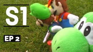 Mario And Luigi's Epic Adventures: Season 1 - Episode 2