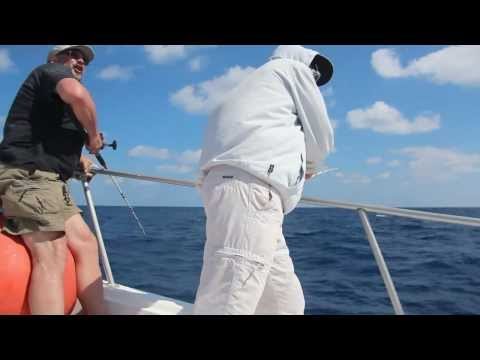 Cancun Bottom Fishing Trip, Feb 27th 2012
