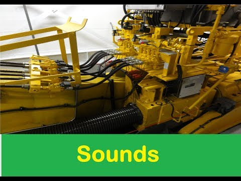 Hydraulics Sound Effects All Sounds