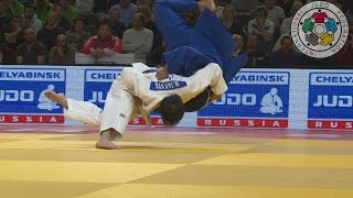 TAKATO (JPN) - Route to Final Judo GS Paris