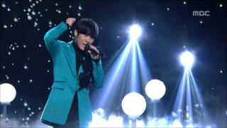 Lee Hyun - Because It's You, 이현 - 너니까, Music Core 20120121