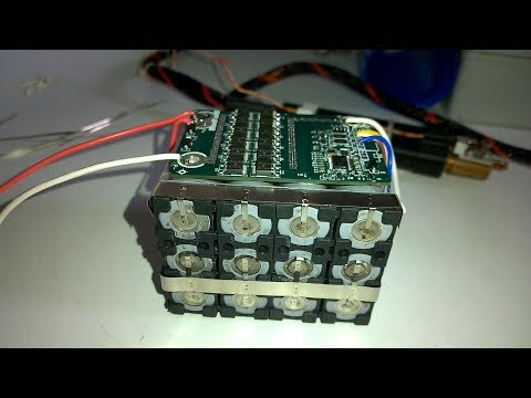 DIY 12.0V 12Ah Online UPS 18650 Li-ion Battery