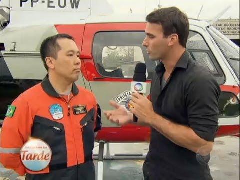 Direto Da Fábrica Mostra Como é Feito Um Helicóptero