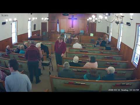 Audrey Eloise Kelly Jones and Mary Gene Kelly Memoral Service 03 11 2018