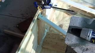 Building A Wooden Jet Jon Boat Part 1