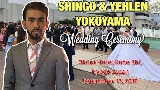 SHINGO & YEHLEN YOKOYAMA | WEDDING CEREMONY | KOBE CITY | SEPT 17, 2018