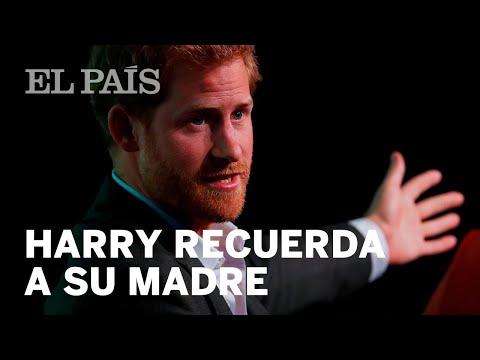 Harry recuerda a Diana en el Obama Summit | Gente